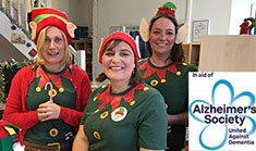 Fantastic Elves – £121 raised!