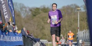 Poynton Solicitor to run 100,000m in 2018 for charity