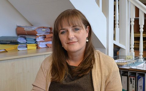 Jackie Chambers is a Legal Secretary at Manners Pimblett Solicitors in Poynton, Cheshire