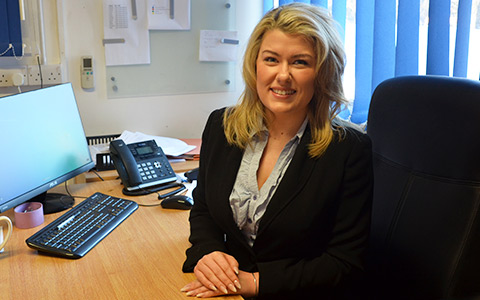 Charlotte Felton who is the Conveyancing Executive at Manners Pimblett Solicitors in Poynton